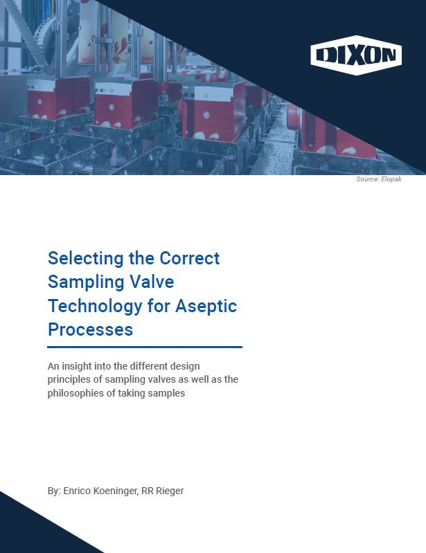 Selecting the Correct Sampling Valve Technology for Aseptic Processes