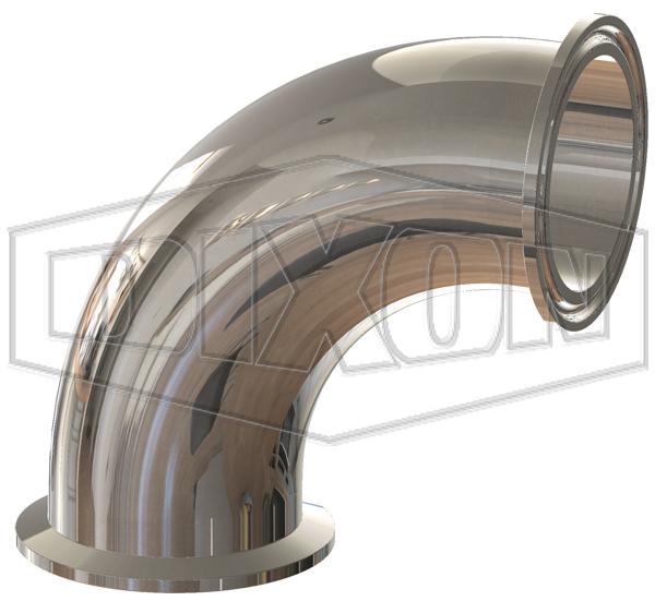 BioPharm 90° Clamp Elbow