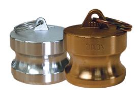 Dixon® Standard BSP Cam & Groove Type DP Dust Plug