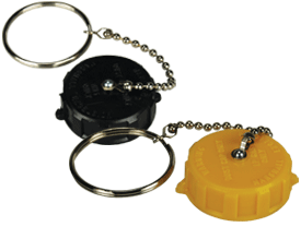 LP Gas Plastic Acme Cap