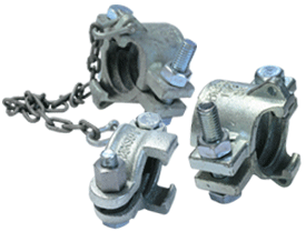Minsup® Safety Claw Clamp