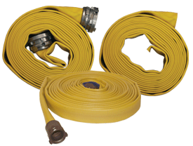 Nitrile Covered Fire Hose Heavy Duty