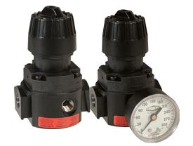 Wilkerson FRL's R16 Compact Regulator