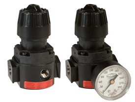 Wilkerson FRL's R16 High Pressure Compact Regulator