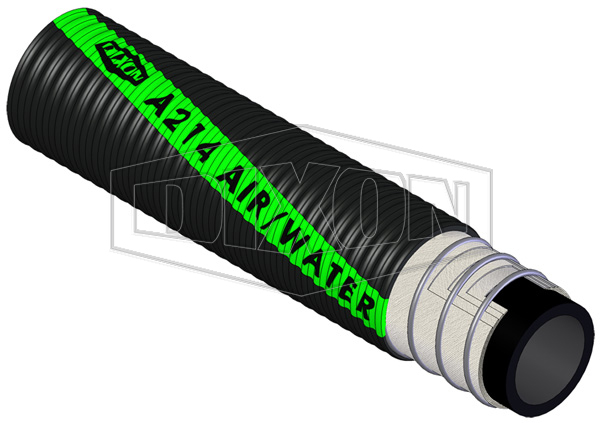 Rubber Contractors Water Suction Hose (A214)