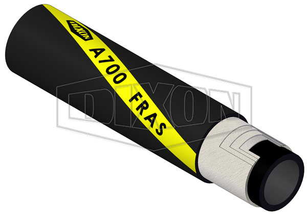 Rubber FRAS Air & Water Delivery Hose (A700)