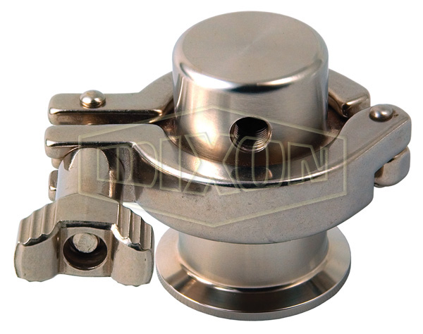 Air Relief Valve with Tapped Blind End