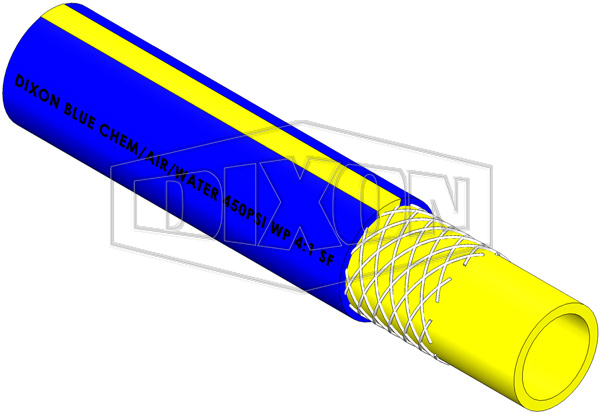 PVC All Rounder (Chemical, Air & Water) Hose