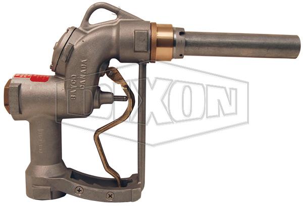 Automatic Shut-Off Nozzle