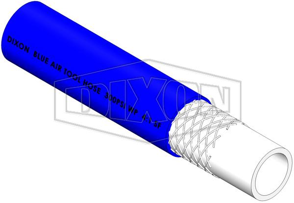 PVC Blue Air Tool Hose