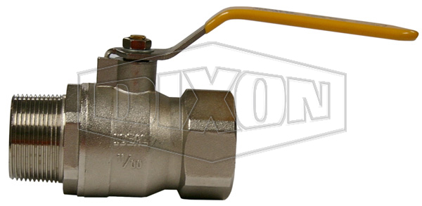 Ball Valve AGA Certified Brass BSP