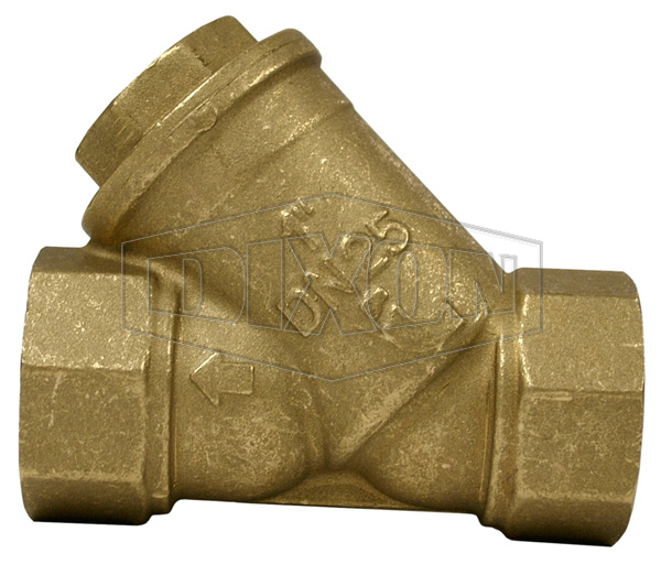 Brass Y Line Strainer BSP