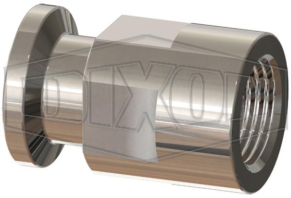 BioPharm Clamp Adapter x Female NPT