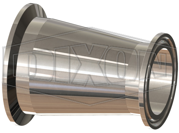 BioPharm Clamp Concentric Reducer