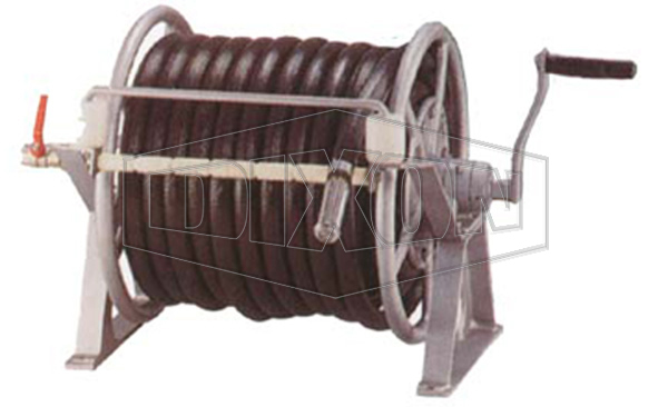 A-Frame Continuous Hose Reel