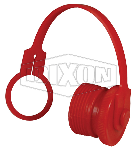 DQC CVV-Series European Interchange Dust Plug