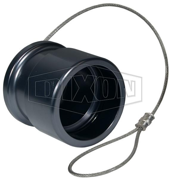 "2"" High Volume FloMAX Diesel Fuel Cap for Receiver"