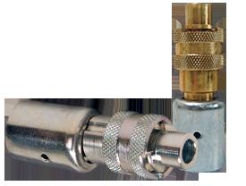 Dix-Lock™ N-Series Bowes Interchange Coupler with Ferrule Male Head