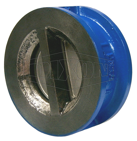 Duo Wafer Check Valve Iron