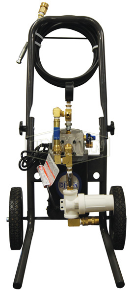 Electric Hydrostatic Test Pump