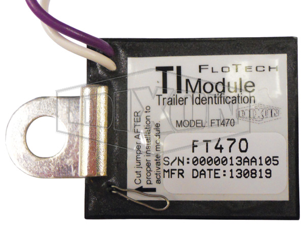 FloTech Trailer Identification Module