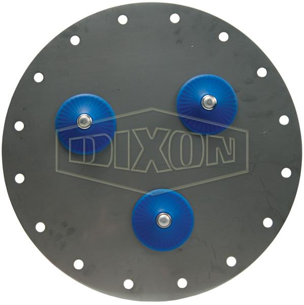 Fluidizer 3 Disc Plate