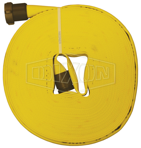 Forestry Fire Hose Non-Weeping