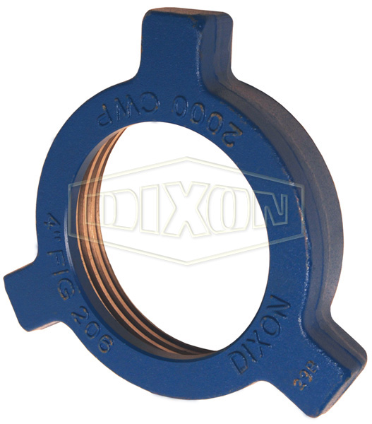 Dixon One-Piece Hammer Union Nut