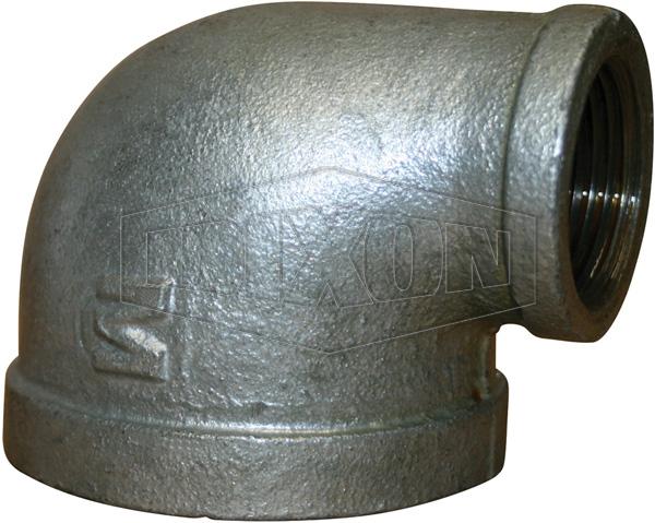 BSP Screwed 90° Reducing Elbow