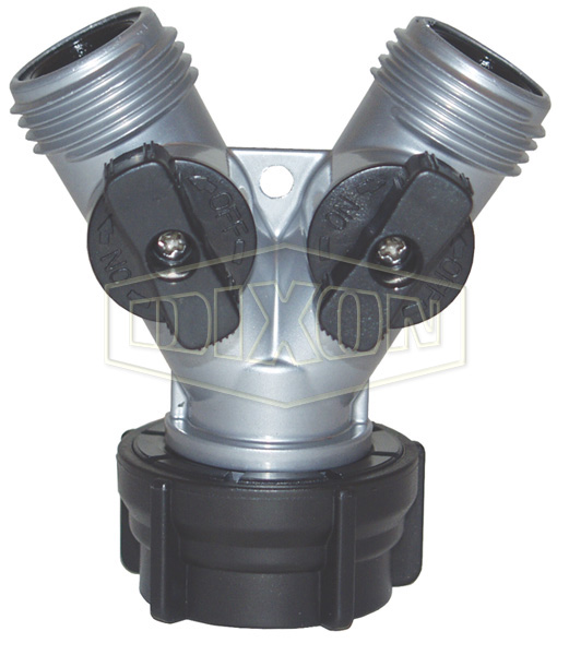 GHT Twin Valve