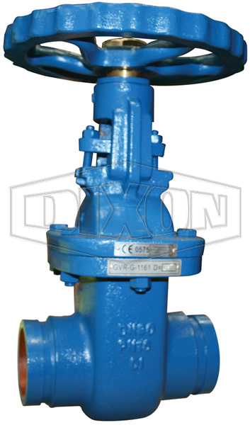Approved OS&Y Grooved Gate Valve