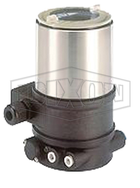 Positioner for Pneumatic Control Angle Valves