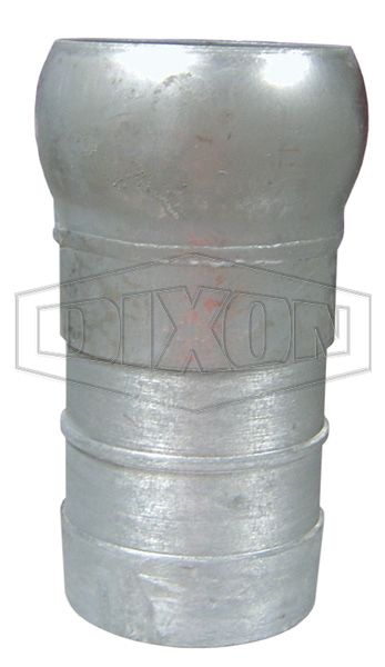 Type B Heavy Duty Male x Hose Shank