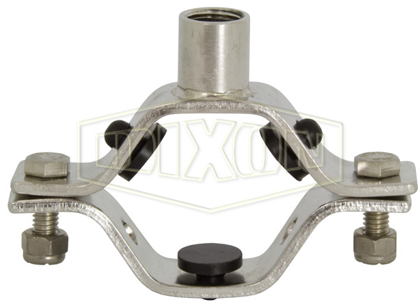 Hex Hanger with Nitrile Grommets and All Thread Coupler