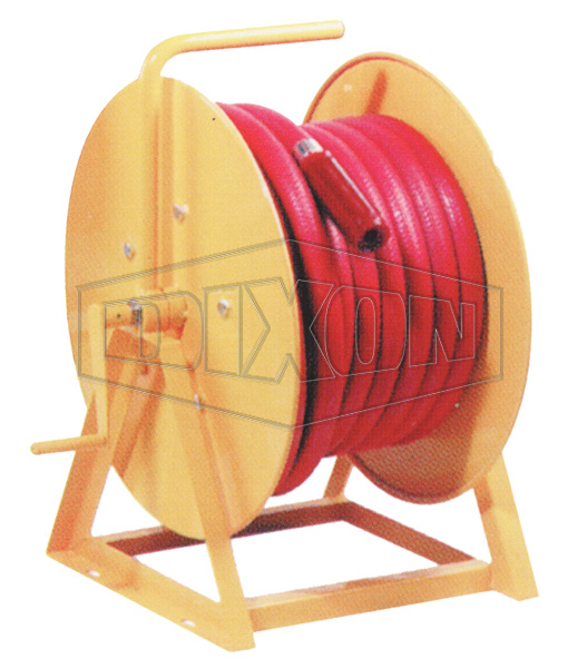 High Flow Washdown Hose Reel