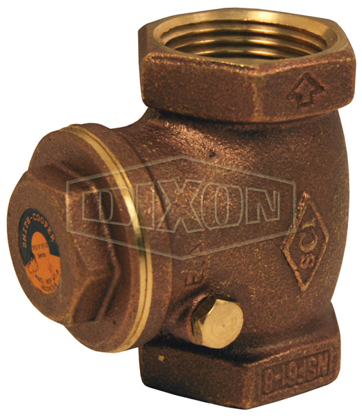 Horizontal Swing Check Valve