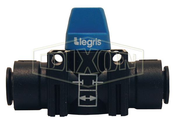Legris Composite Mini Ball Valve