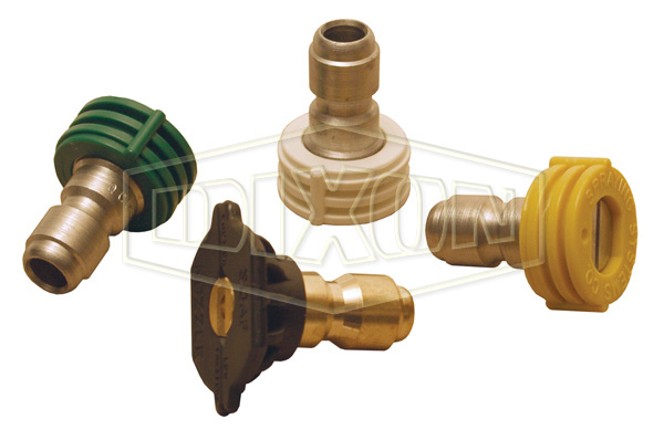 Multi-Pack Quick Connect Nozzles