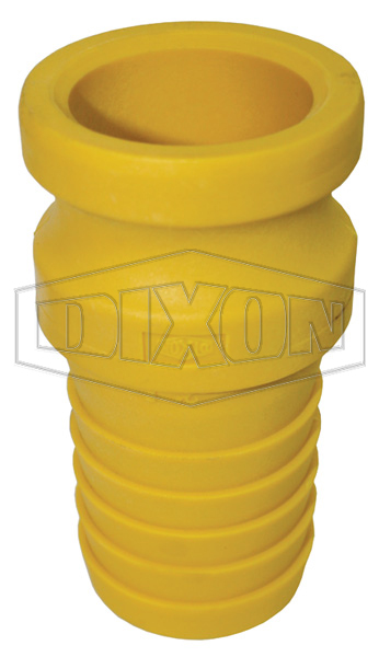 Nyglass Cam & Groove Type E Adapter x Hose Shank