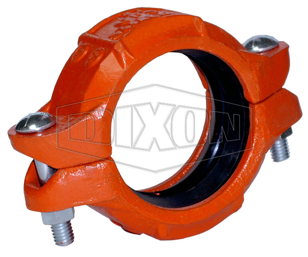Grooved Rigid Coupling Painted - Style 10