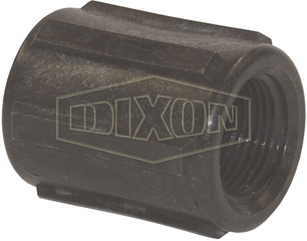 Schedule 80 Threaded Polypropylene Pipe Coupling