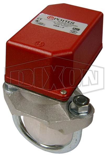 Water Flow Alarm Switch Vane Type