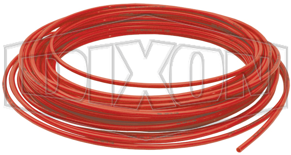D.O.T. Air Brake Tubing Red