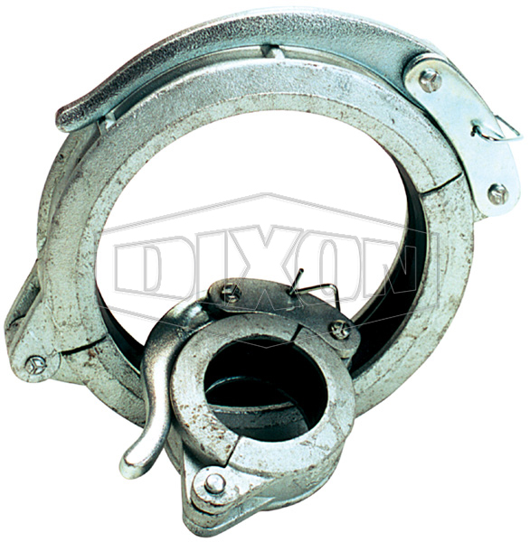 Shouldered Quick Release Coupling