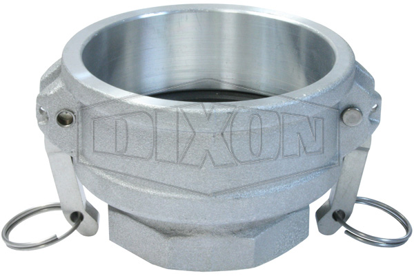 Cam & Groove Reducing Type D Coupler x Female BSP