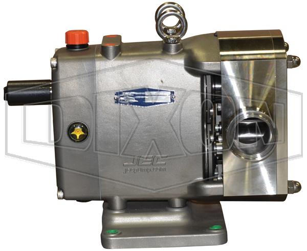 Dixon/JEC JRZL-200 Series Rotary Lobe Pumps