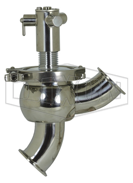 SV-Series Single Seat Hygienic Valve Y Body Manual