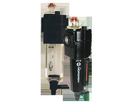 L72 Series 1 FRL's Sub-Compact Micro-Fog Lubricator