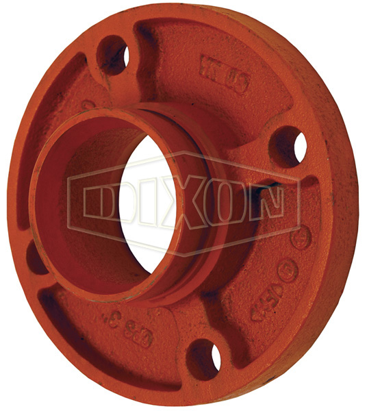 Grooved Flange Adapter- Series FA