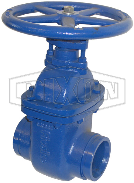 Non-Rising Stem Shouldered Gate Valve